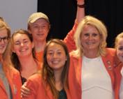 Rotary Lelystad, youth exchange, Rotary Youth, Kubus Lelystad