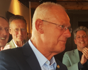 Martin Smid, Paul Harris Fellow, Eretitel, Rotary Lelystad, Lelystad