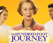 The Hundred Foot Journey, rotary, filmavond